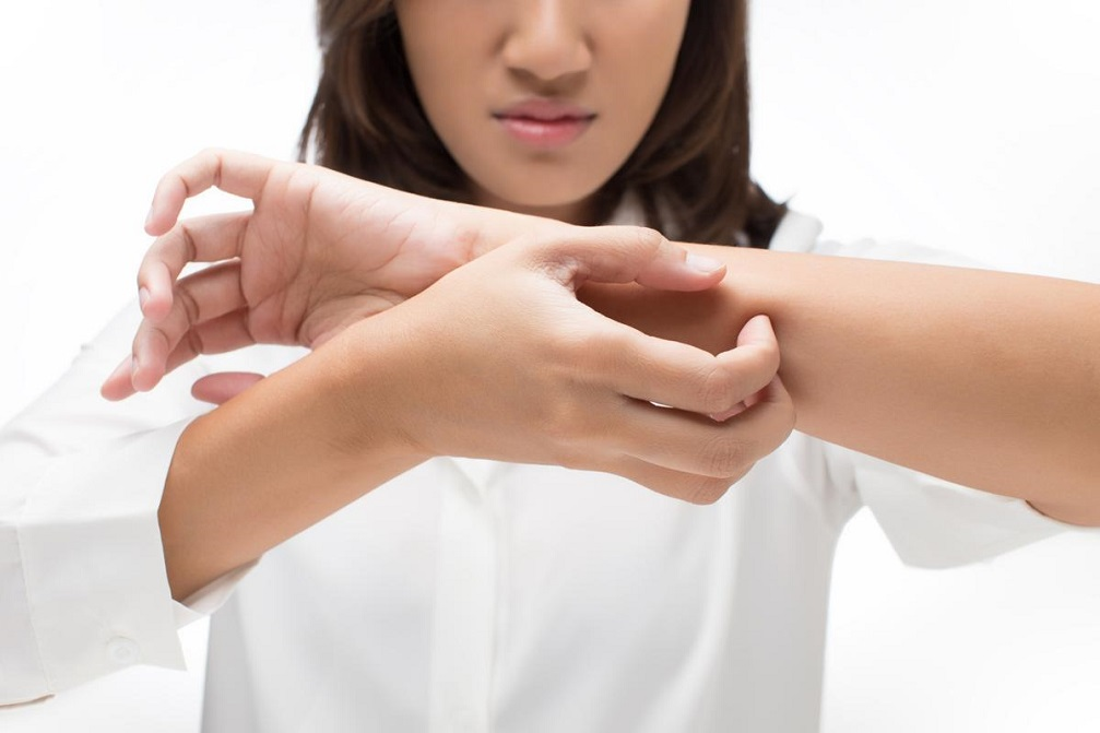 moisturize the extra-dry skin